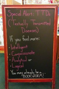 shared by Main Street Books, Mansfield, Ohio